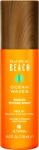 BAMBOO BEACH OCEAN WAVES TOUSLED TEXTURE SPRAY - SPRAY MODELUJĄCY 118ML